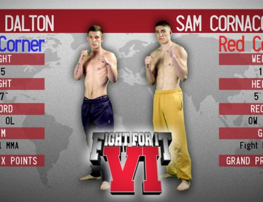 jacob dalton vs sam cornacchione