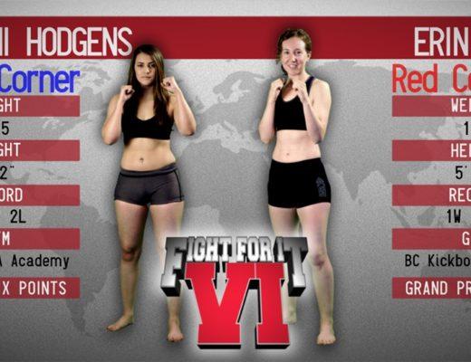 Leilani Hodgens vs Erin Davis