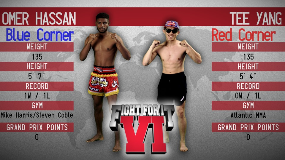 Tee Yang vs Omer Hassan