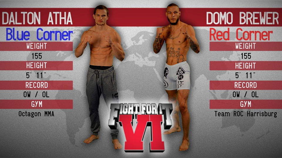 dalton atha vs domo brewer