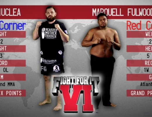 david ciuclea vs marquell fulwood-jones