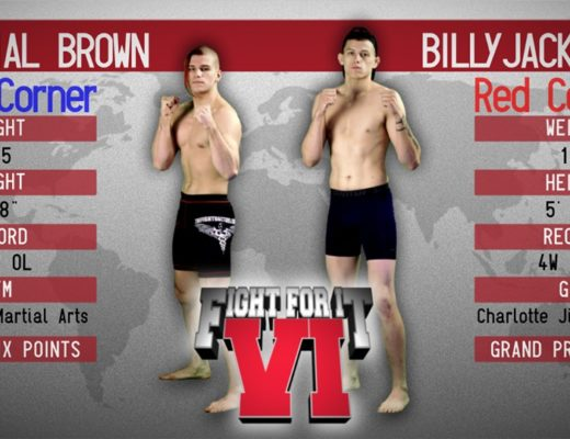 gaberial brown vs billyjack cupp