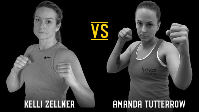 Kelli Zellner vs Amanda Tutterrow FFIX