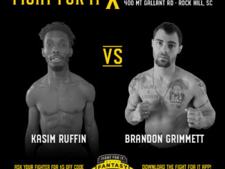 Kasim Ruffin vs. Brandon Grimmett FFIX