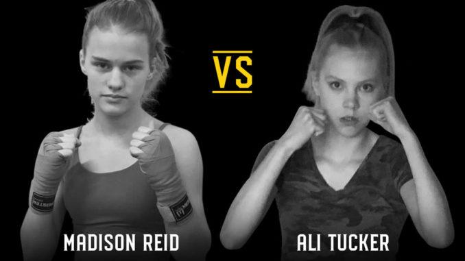Ali Tucker vs Madison Reid FFIX
