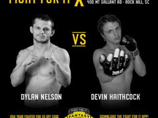 Dylan Nelson vs. Devin Haithcock