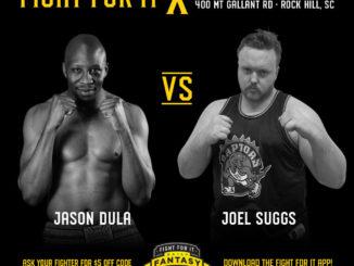 Jason Dula vs Joel Suggs