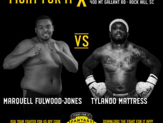 Marquell Fulwood-Jones vs Tylando Mattress FFIX