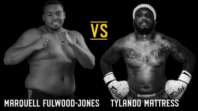 Marquell Fulwood-Jones vs Tylando Mattress FFIX