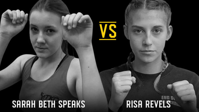 Sarah Beth Speaks vs. Risa Revels FFIX