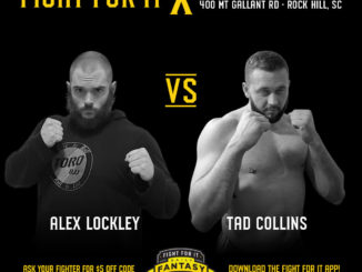 Alex Lockley vs Tad Collins