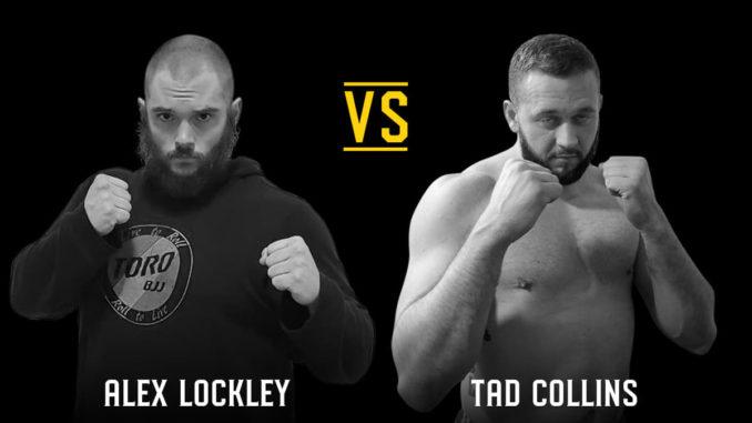 Alex Lockley vs Tad Collins