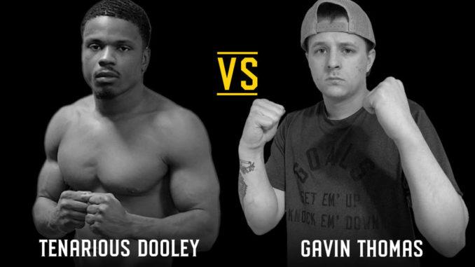 Tenarious Dooley vs. Gavin Thomas FFIX