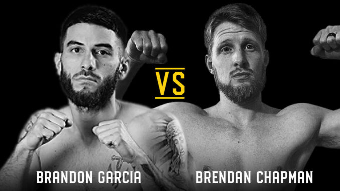 Brandon Garcia vs Brendan Chapman FFIX