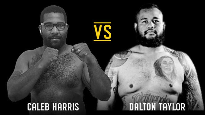 Caleb Harris vs. Dalton Taylor