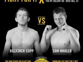 BillyJack Cupp vs Sam Marler FFIX