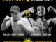 Dallas Huffstetler (2-1; Atlantic MMA) vs. Emmanuel Simpson (1-0 Hayastan MMA)