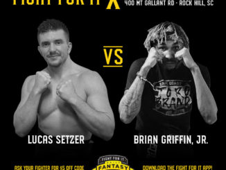 Lucas Setzer vs. Brian Griffin Jr.