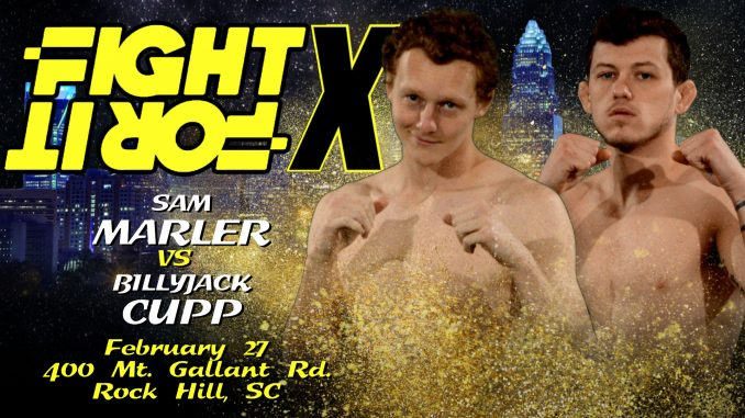 sam marler vs. billyjack cupp