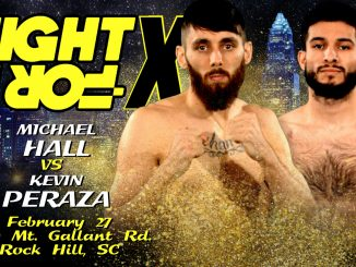 michael hall vs. kevin peraza